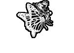 Flutterby Soap Company logo